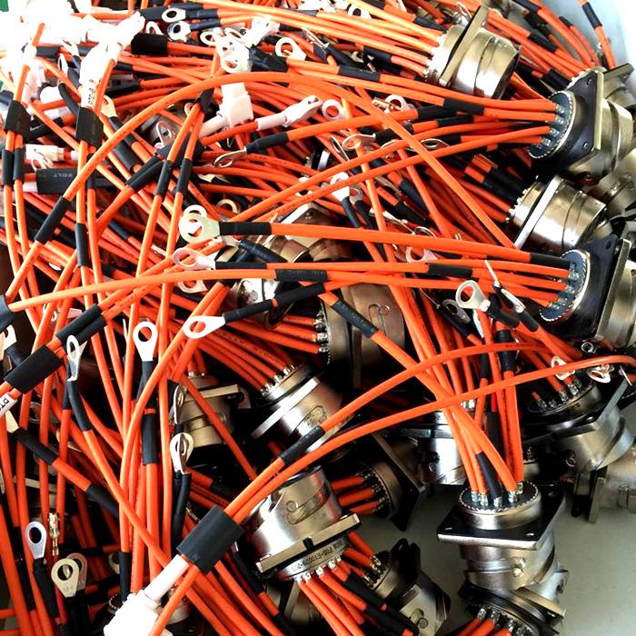 充电桩连接器线束系列