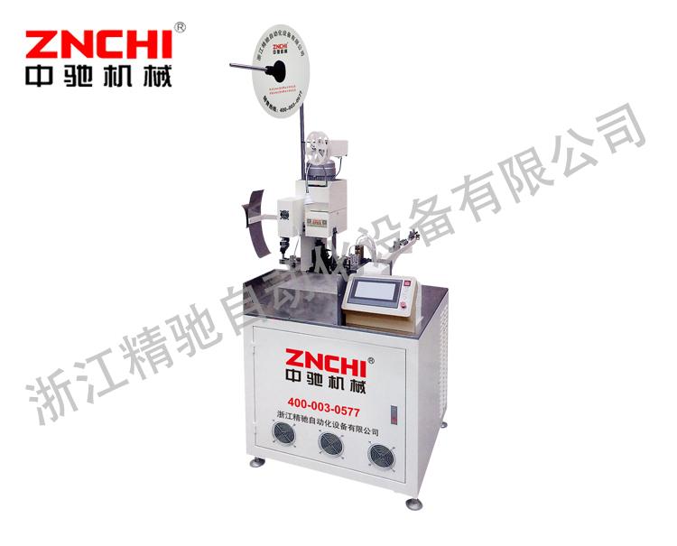 ZC-01TX全自动单端烫线压着机