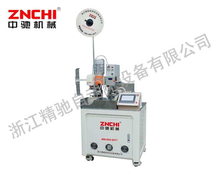 ZC-01C全自动穿防水栓端子压着机(单头)