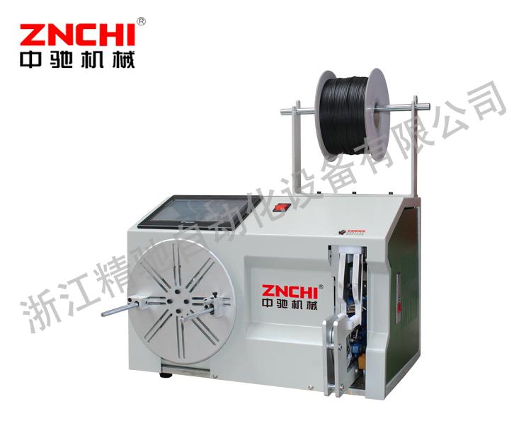 ZC-R02B自动绕线扎线机 (八字型)