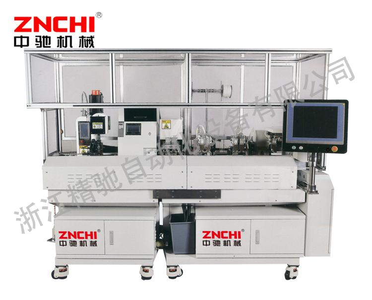 ZC-62316-B双压双穿号码管机